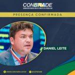"""Daniel Leite participará de debate com o Ministro do STJ, Luís Felipe Salomão, sobre """"Registro de Candidatura"""", nesta quinta-feira, 06 de agosto."""